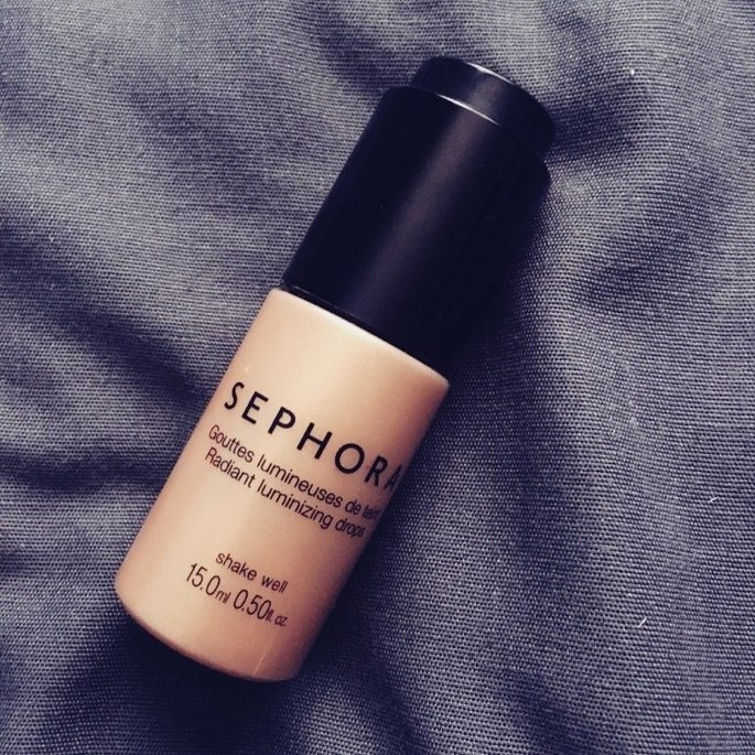 SEPHORA COLLECTION Radiant Luminizing Drops uploaded by Victoria K.