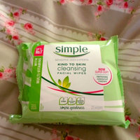 Simple Cleansing Facial Wipes uploaded by member-cf7fe06f4