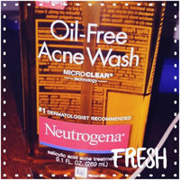 Neutrogena Oil-Free Acne Wash uploaded by Alba M.