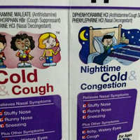 Children's Dimetapp Day/Night Pack Cold & Cough Nighttime Cold & Congestion - 2 CT uploaded by Carolyn B.