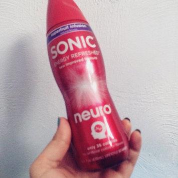 Neuro Sonic Energy Refreshed Super Fruit Infusion uploaded by Sunday C.