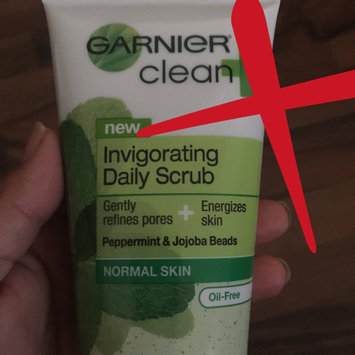 Garnier Clean + Invigorating Daily Scrub For Normal Skin - 5 fl oz uploaded by Marisol G.