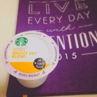 STARBUCKS® Bright Sky Blend Mild & Nutty K-Cups® Pods uploaded by Kylie P.