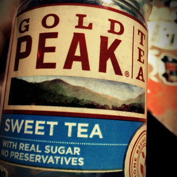 Photo of Gold Peak Sweetened Iced Tea 18.5 oz uploaded by Summer F.