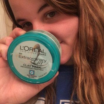 L'Oréal Extraordinary Clay Pre-Shampoo Treatment  Mask uploaded by Elizabeth G.