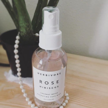Herbivore Rose Hibiscus Coconut Water Hydrating Face Mist 4 oz uploaded by Lucy W.