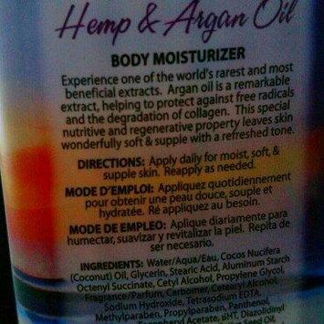 Photo of Creative Lab Moist Hemp Argan Oil Body Moisturizer uploaded by Brianna R.