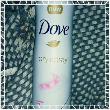 Dove® Powder Soft Dry Spray Antiperspirant Deodorant uploaded by courtney k.