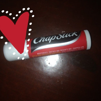 Photo of ChapStick® Lip Balm Skin Protectant - Classic Strawberry uploaded by Phuong T.