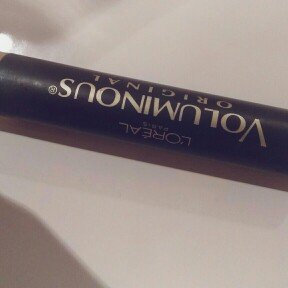 L'Oreal Paris Voluminous Curved Brush Mascara - Black Brown uploaded by Evelin P.