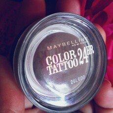 Maybelline Eyestudio® ColorTattoo® Leather 24 Hour Cream Gel Eye Shadow uploaded by Aryelin L.