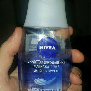 Photo of NIVEA Daily Essentials Extra Gentle Eye Make-Up Remover uploaded by Nino G.