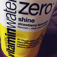 vitaminwater Zero Shine Strawberry Lemonade uploaded by Jenn R.