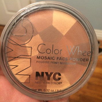 Photo of NYC Color Wheel Mosaic Face Powder uploaded by Ashley  E.