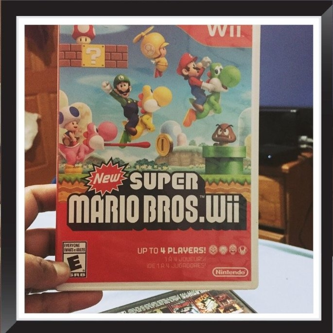 Nintendo New Super Mario Bros. Wii - Rvlpsmne uploaded by Ana J.