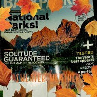 Backpacker Magazine uploaded by Shellsea K.