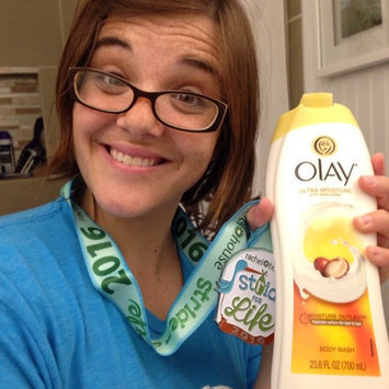 Photo of Olay Ultra Moisture Moisturizing Body Wash with Shea Butter 23.6 Oz uploaded by Emily C.