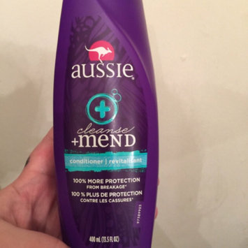 Aussie Cleanse and Mend Conditioner uploaded by sandra h.