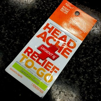 UrgentRx® Headache Relief to Go Powders image uploaded by Jamay S.