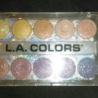 LA Colors L.A. Colors Glittering Starlet Eyeshadow 83 Marilyn uploaded by Rayne M.