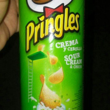 Photo of Pringles® Sour Cream & Onion uploaded by Yarimell R.