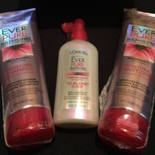 L'Oréal EverPure Moisture Conditioner uploaded by Beky B.
