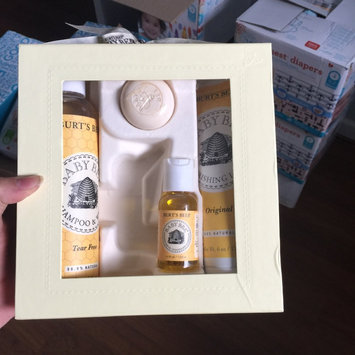 Photo of Burt's Bees Baby Getting Started Kit uploaded by Ariel G.
