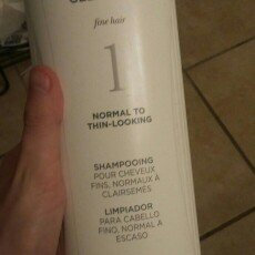 Photo of Nioxin Cleanser for Fine Hair uploaded by Domii Elizabeth L.