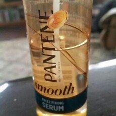 Smooth Treatment Pantene Smooth and Sleek Frizz Fixing Serum 3.4 fl oz uploaded by Heidi M.