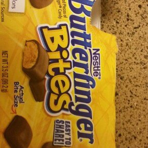 Butterfinger Candy Bar uploaded by Priscilla R.