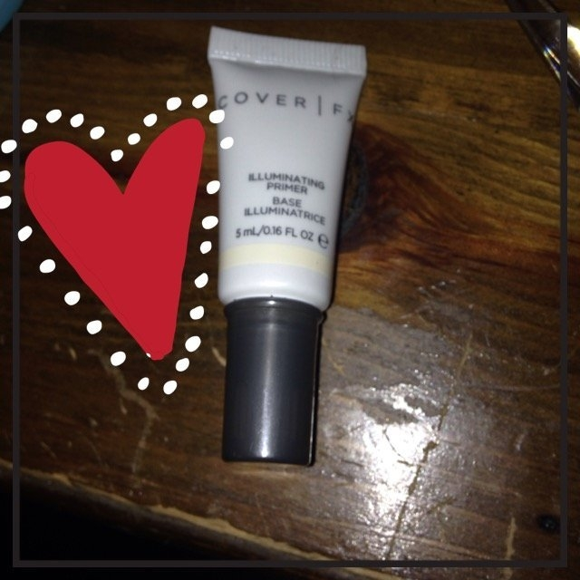 Cover FX Illuminating Primer 1.0 oz uploaded by Krys B.
