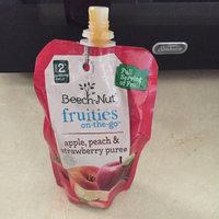 Beech-nut Fruities On-the-go Apple, Sweet Potato, Pineapple 8/4oz Pouches uploaded by Leonie W.