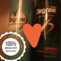 Degree Aerosol Antiperspirant & Deodorant Extreme Blast Scent 6oz. uploaded by Camille C.