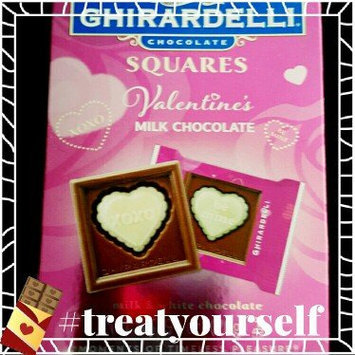 Ghirardelli Chocolate Squares Milk & Caramel uploaded by April m.