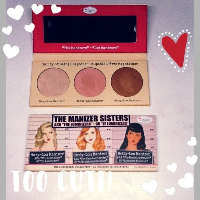 the Balm - the Manizer Sisters Luminizers Palette uploaded by Alisa E.