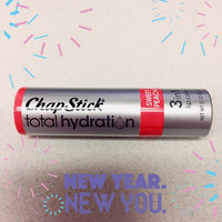 ChapStick® Total Hydration Sweet Peach 3-in-1 Lip Care 0.12 oz. Carded Pack uploaded by Chelsea R.
