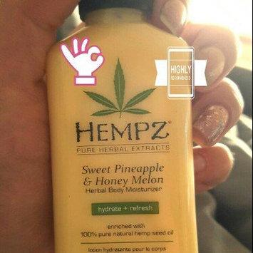 Hempz Sweet Pineapple & Honey Melon Moisturizer uploaded by Megan F.