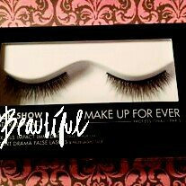 Photo of MAKE UP FOR EVER Eyelashes - Strip 15 Kristen uploaded by Ana Maria B.