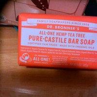Dr. Bronner's All-One Hemp Tea Tree Pure - Castile Bar Soap uploaded by Chris A.