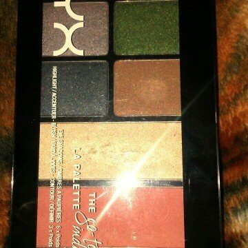 NYX Cosmetics Go-To Palette uploaded by Beauty H.