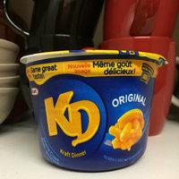 Kraft Macaroni & Cheese Alfredo uploaded by Frish Q.