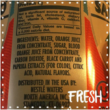 San Pellegrino® Aranciata Rossa Sparkling Blood Orange Beverage uploaded by Sadie J.