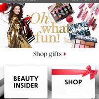 Sephora To Go App uploaded by Camila F.