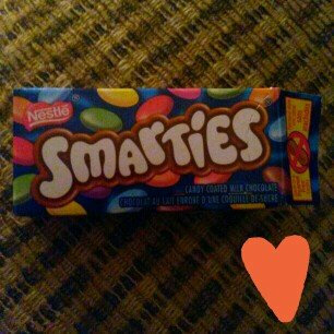 Nestlé Smarties uploaded by Danielle H.