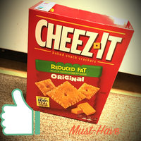 Cheez-It Reduced Fat Crackers - 12 CT uploaded by Kristen R.
