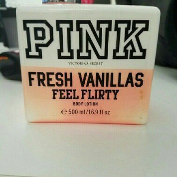 Photo of Victoria's Secret Pink Beach Fresh Vanillas Feel Flirty Body Lotion uploaded by Candice A.