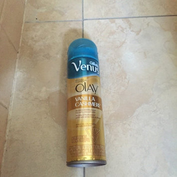Photo of Gillette Venus® with a touch of Olay® Vanilla Cashmere™ Shave Gel uploaded by Janine T.