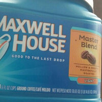 Maxwell House Master Blend Mild Roast Coffee uploaded by Jeanne P.