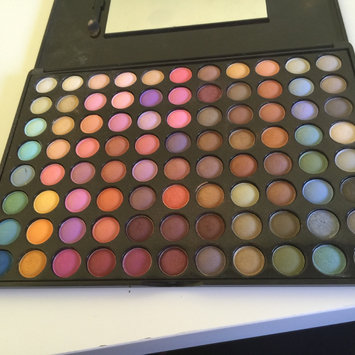 BH Cosmetics 88 Matte Eyeshadow Palette uploaded by Perla M.
