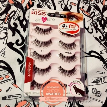 Kiss Ever EZ Lashes uploaded by Bianca P.